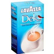 Lavazza Dek Decaffeinated Coffee - 250g